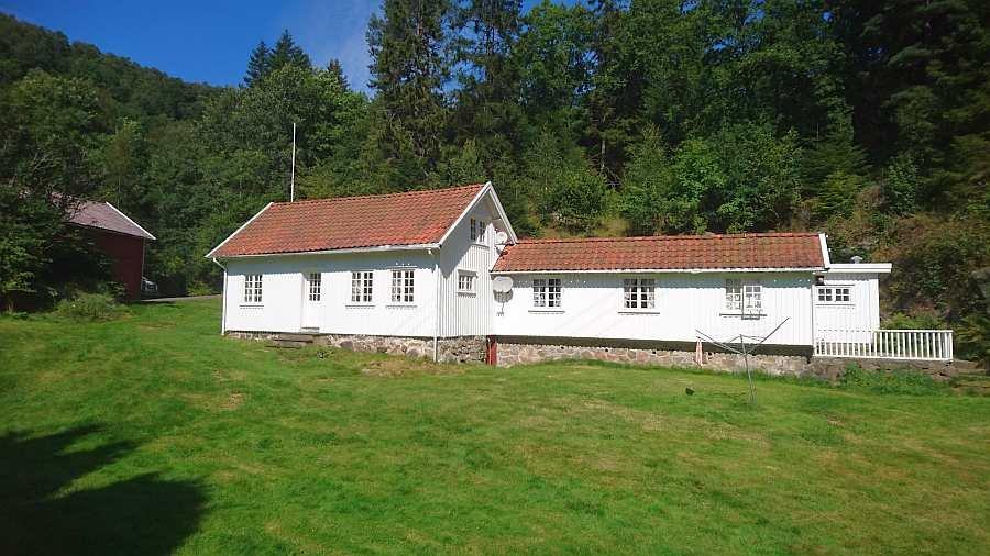 Ferienhaus Salthaug - Platz für bis zu 12 Personen