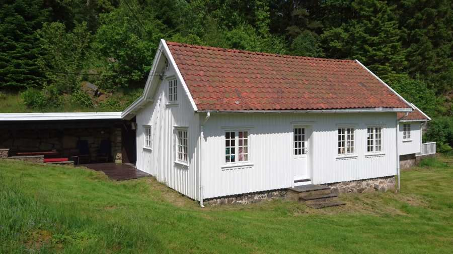 Ferienhaus Salthaug - viel Platz für die ganze Familie