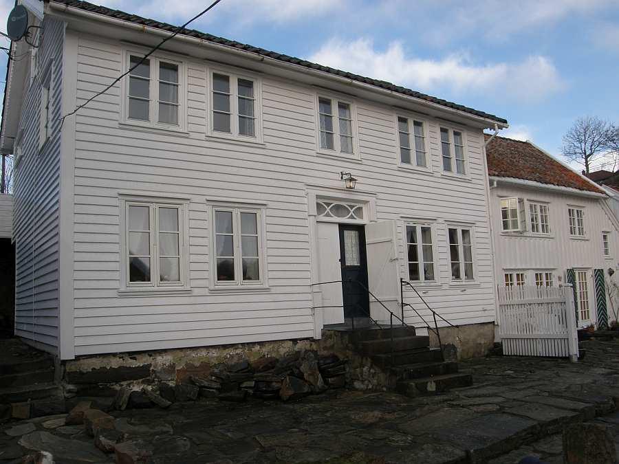 Haus Svinør bietet Platz für bis zu 9 Personen