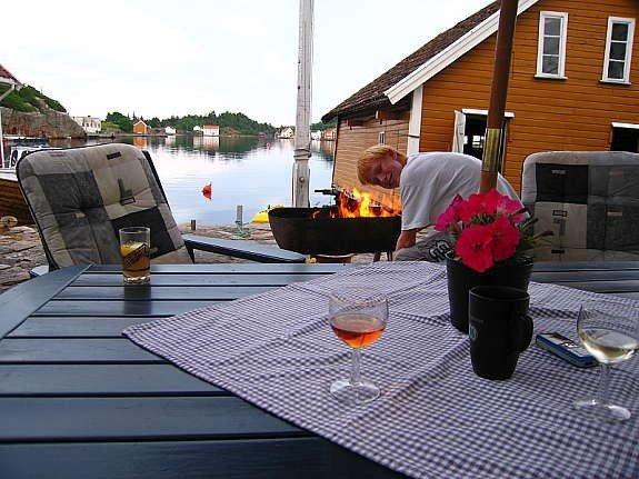 Sommerstimmung am Wasser