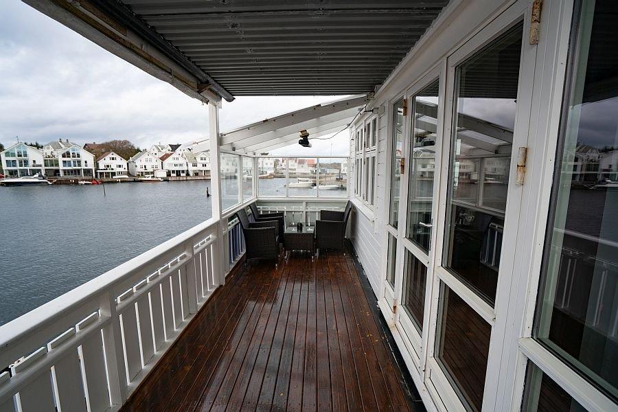 Die Terrasse Typ 2