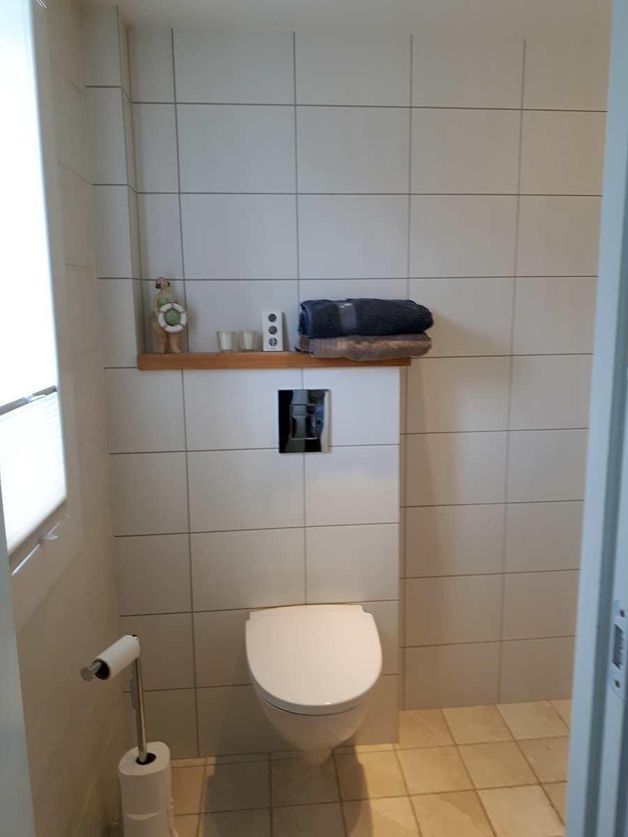 Das 2. Badezimmer