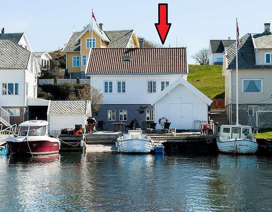 Seehaus Ellen - perfekte Lage direkt am Wasser