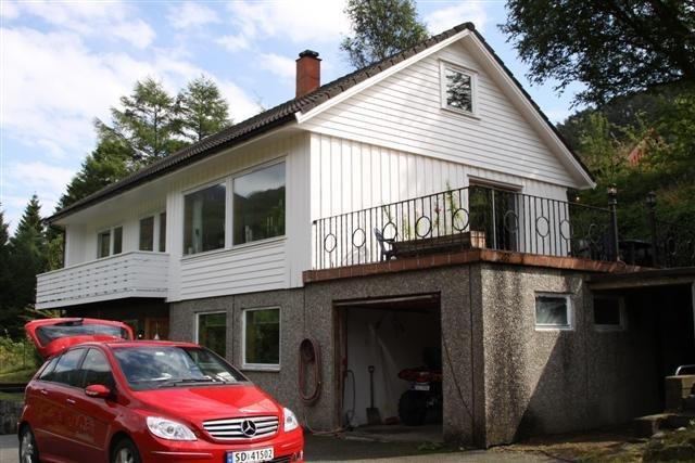 Platz für bis zu 8 Personen - Ferienhaus Kvaløy