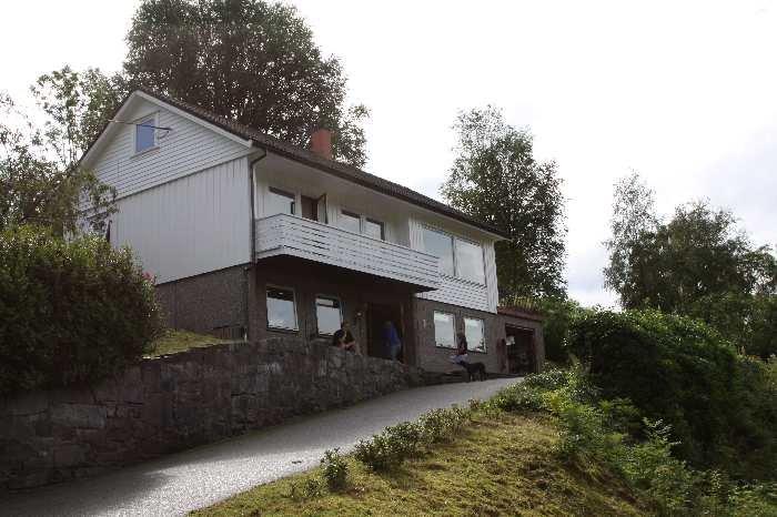 Herzlich Willkommen im Ferienhaus Kvaløy.
