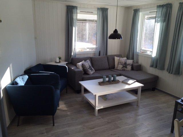 Wohnraum in der Ferienwohnung