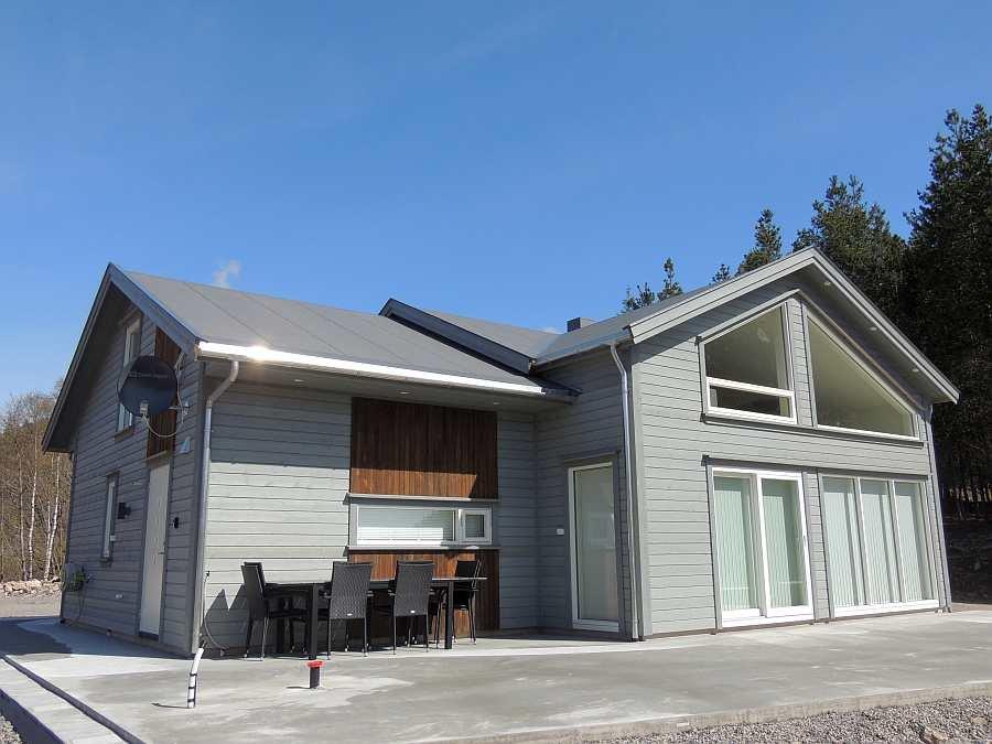 Ferienhaus Kåfjord bietet Platz für bis zu 12 Personen