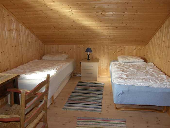 Insgesamt stehen unseren Gästen 8 Betten zur Verfügung.