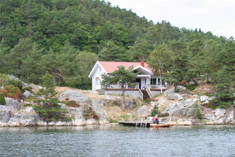 Angeln in norwegen ferienhaus skogsoy nssko for Norwegen haus