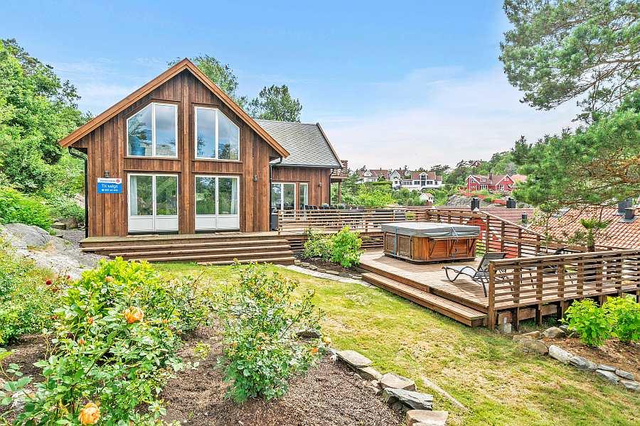 Das Ferienhaus Solkrogen - ein absolutes Wohlfühlhaus mit sehr gutem Standard