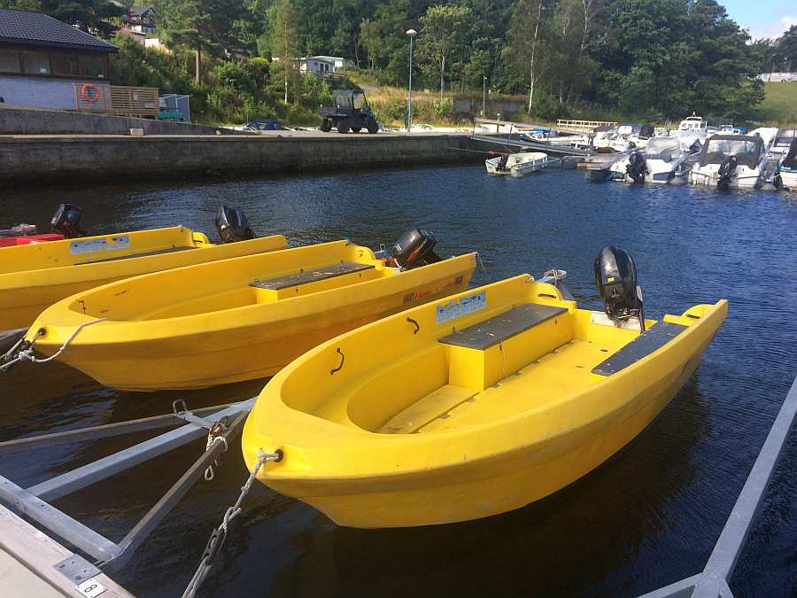 Angelboote 15 Fuß/9,9-15 PS
