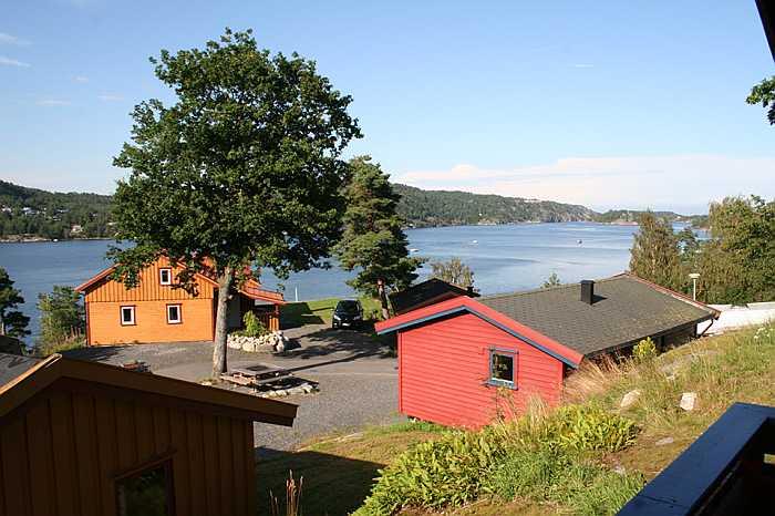 Ferienhaus Typ B-exklusiv mit Fjordblick