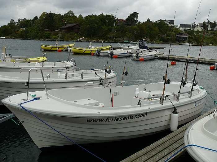 Die perfekten Boote für eine gelungene Angelreise: Das Skager Dieselboot 22 Fuß / 20 PS Innenbordmotor mit E-Starter, inkl. Echolot, GPS/Kartenplotter
