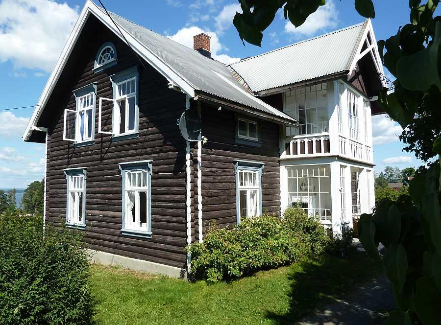 Das Ferienhaus bietet auf zwei Etagen viel Platz für bis zu 10 Personen