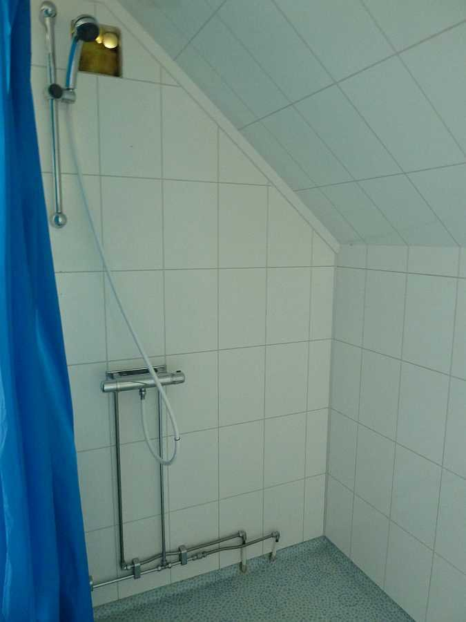 Die große Dusche