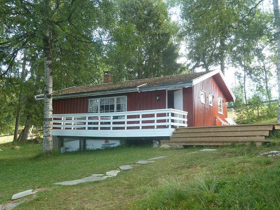 Platz für bis zu 7 Personen - Ferienhaus Selmerhytta