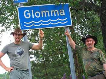 Willkommen an der Glomma!