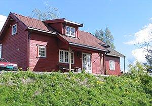 Haus Guttersrud ist modern und komfortabel eingerichtet