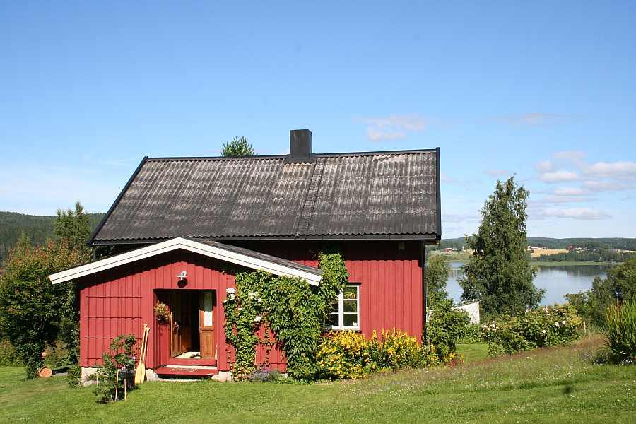 Angelurlaub norwegen suesswasser glomma g nstig buchen for Norwegen haus