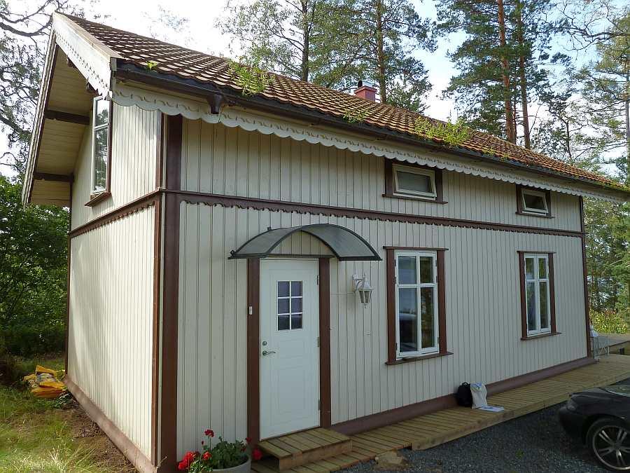 Ferienhaus Havestua bietet Platz für bis zu  5 Personen