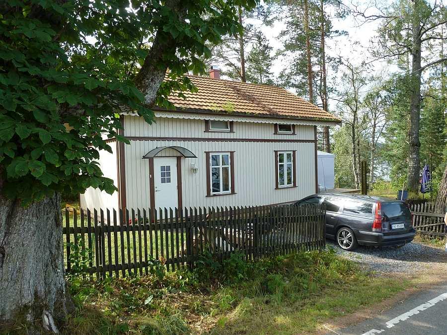 Ferienhaus Havestua - gut geeignet für den Angler und die ganze Familie