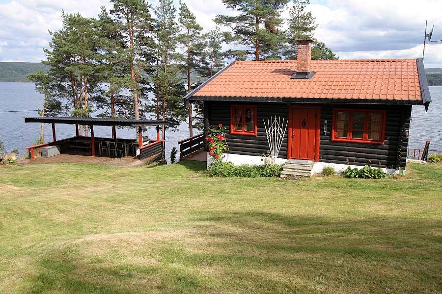 Das Haupthaus Lysholmen