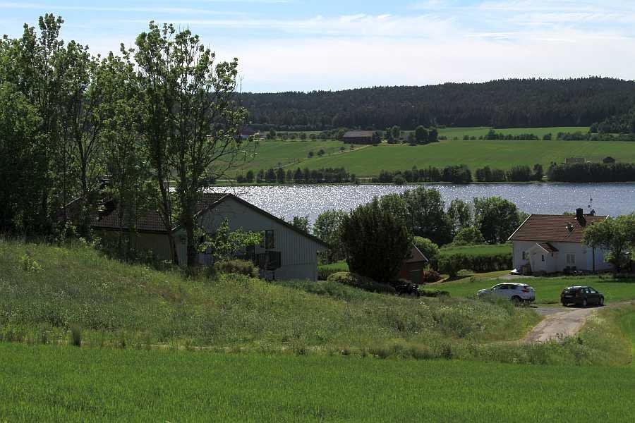 Ferienwohnung Vister - Lage am See Visterflo