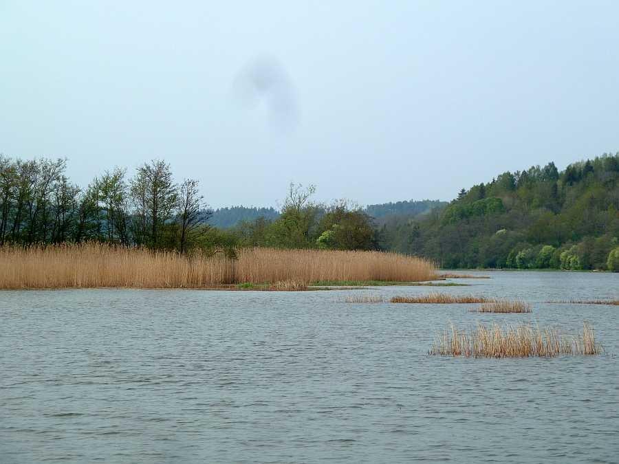 Und wieder viele Flachwasserbereiche...