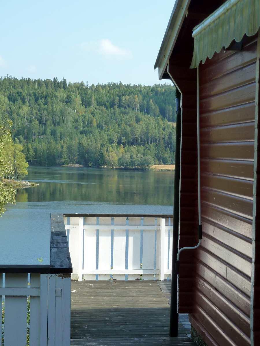 Kann ein norwegisches Ferienhaus besser liegen?