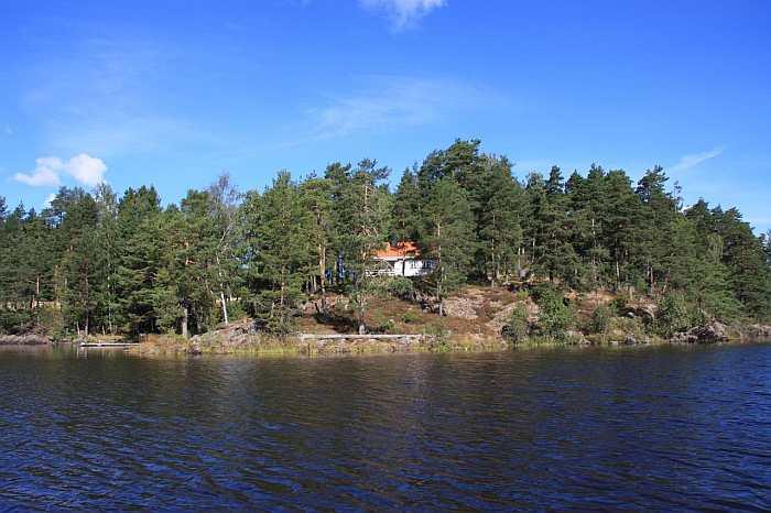 Optimal in Alleinlage gelegen: Ferienhaus Aarnes