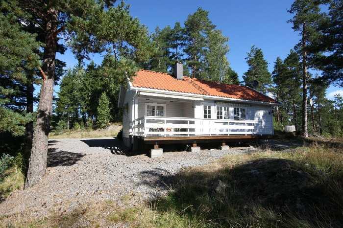 Ein hochwertiges Ferienhaus - Haus Aarnes