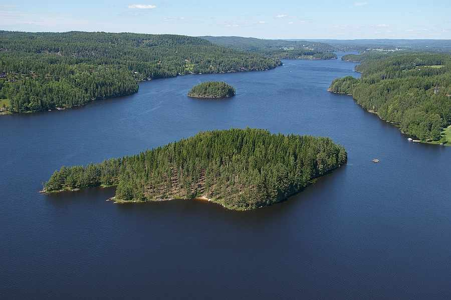Der See Øymarksjøen