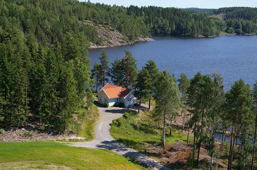 Angeln in norwegen ferienhaus aarnes g nstig buchen nbaar for Urlaub haus am see