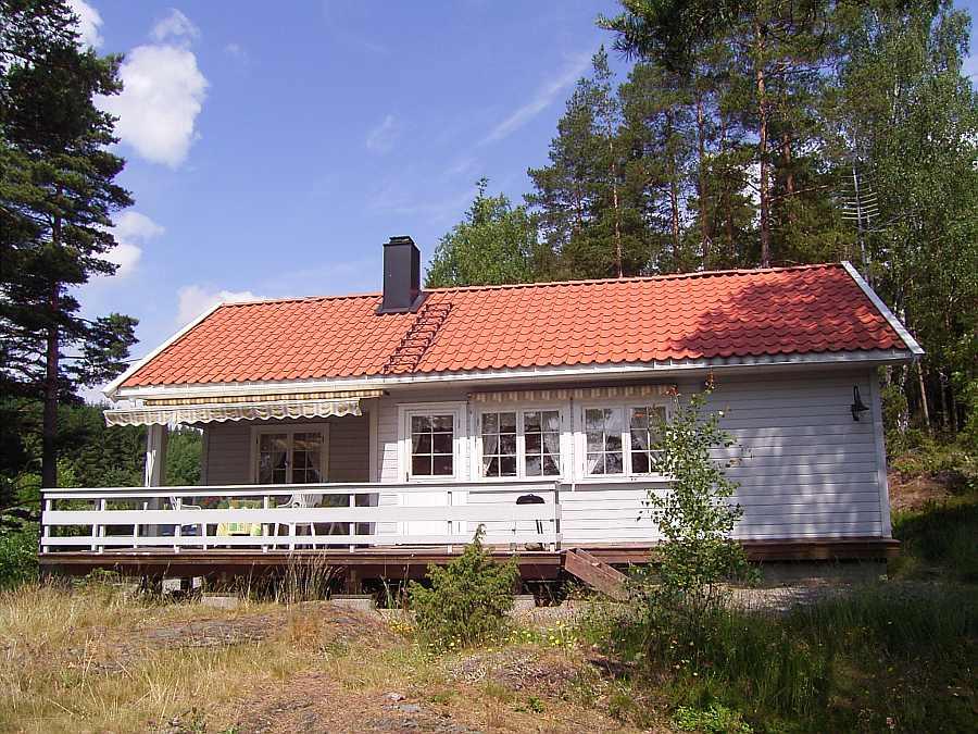 Haus Aarnes -perfekt für bis zu 6 Personen