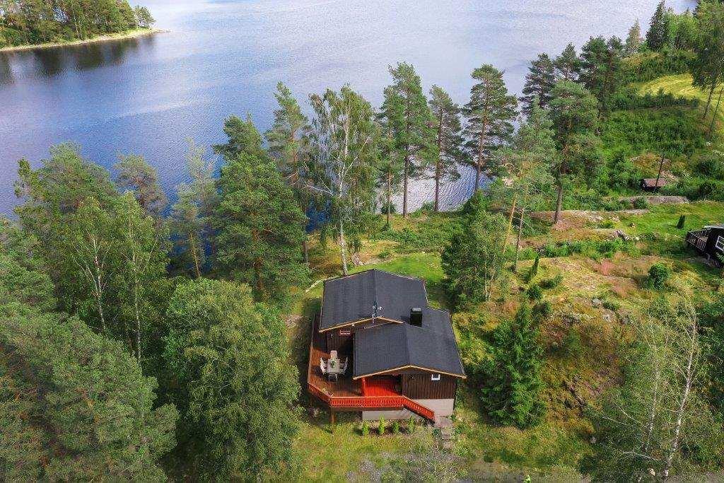 Ferienhaus Anneberg - Schöner kann ein Haus doch kaum noch liegen...