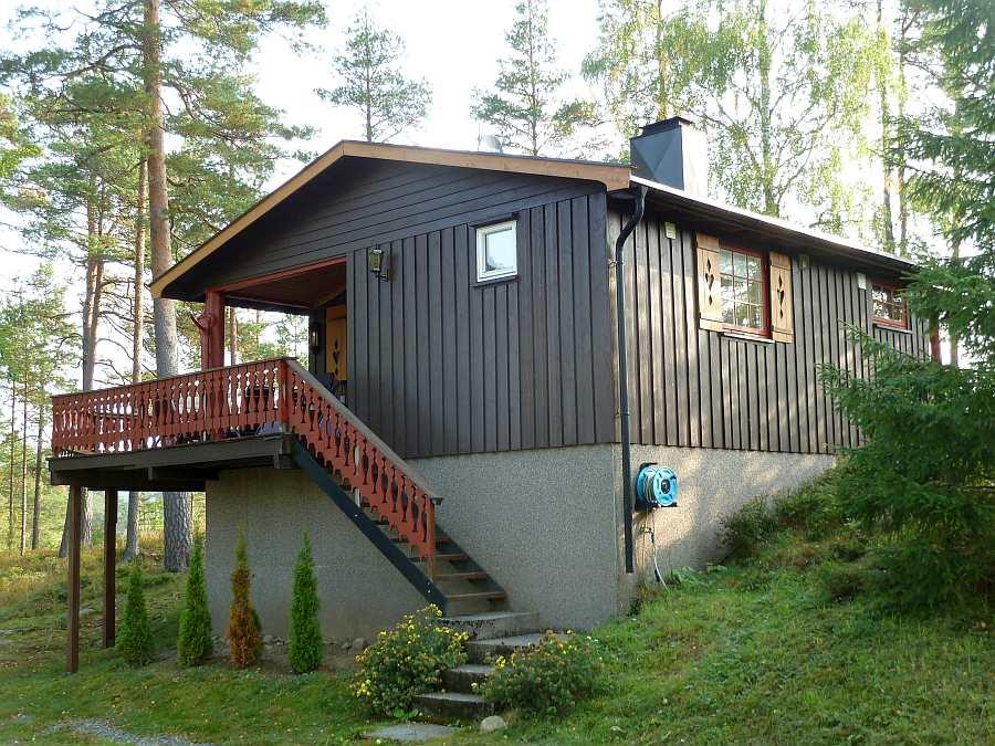 Ferienhaus Anneberg bietet Platz für 4(-5) Personen