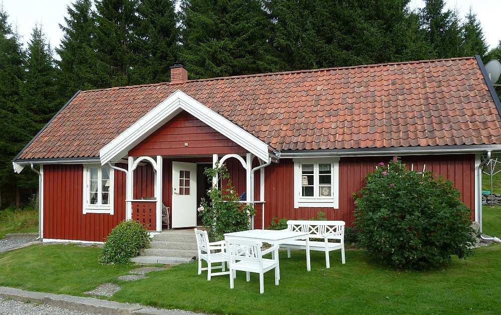 Haus Bergsplass bietet Platz für bis zu 4 Personen