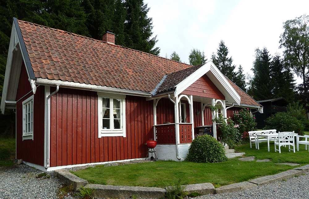 Das gemütliche Haus Bergsplass