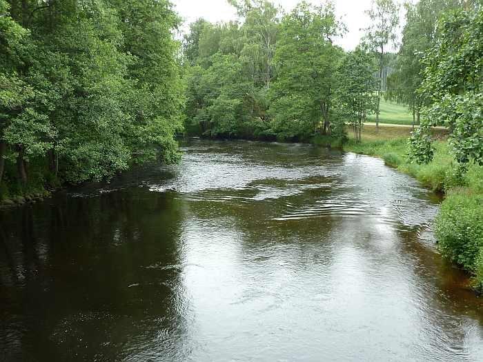 Sehr gute Fangergebnisse am Lachfluss Ennigdalselva