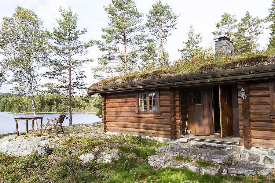 Das Ferienhaus Bråtasetra hat unglaublichen Charme
