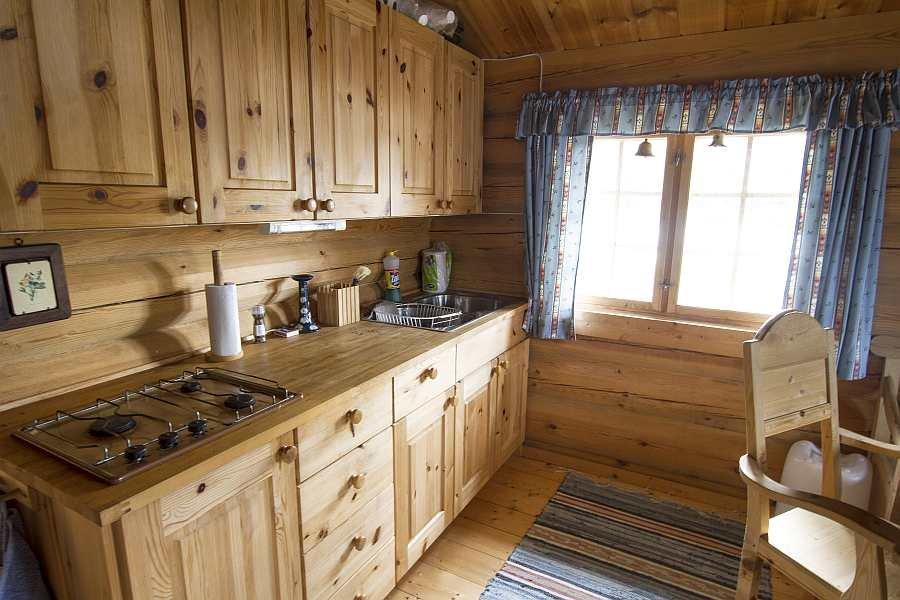 Die Küche im Haus