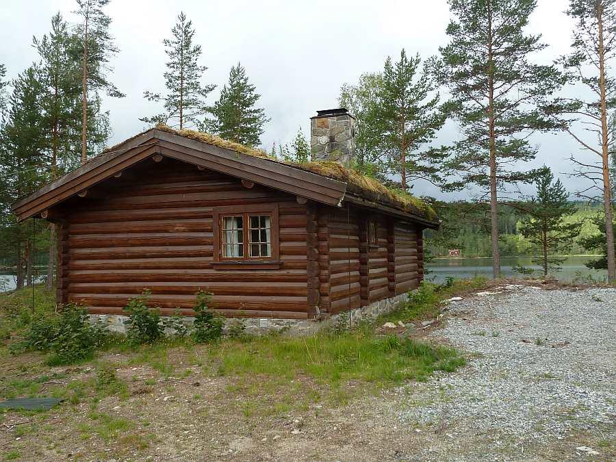 Ferienhaus Bråtasetra ist für bis zu 4 Personen geeignet
