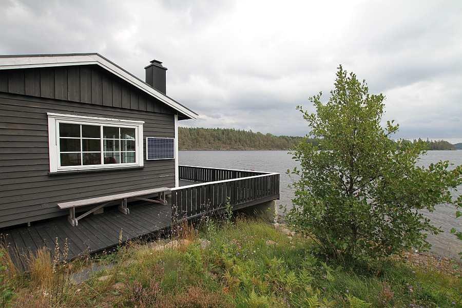 Ferienhaus Brøken ist Garant für einen wunderbaren Norwegenurlaub!