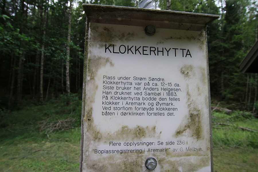 Das Ferienhaus Klokkerkytta hat historische Wurzeln