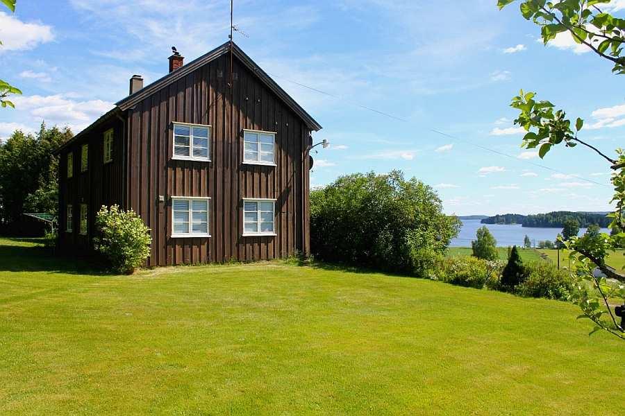 Ferienhaus Klokkerud - viel Platz auf zwei Etagen für bis zu 10 Personen