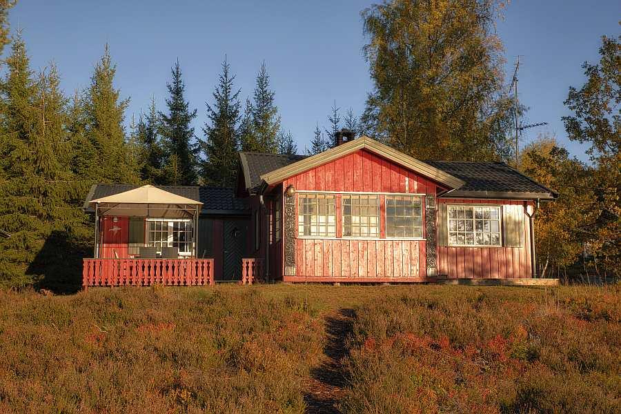 Ferienhaus Lerbukta - der Garant für einen gelungenen Urlaub