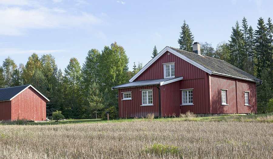 Ferienhaus Nybru - guter Standard für bis zu 6 Personen - komplett neu renoviert in 2017