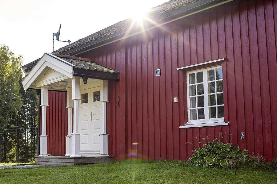 Ferienhaus Nybru ist für Angler gleichermaßen wie für Familien geeignet