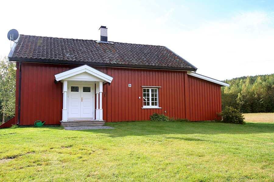 Das Ferienhaus Nybru wurde 2017 komplett renoviert