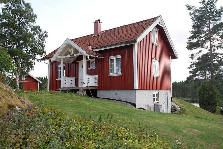 Ferienhaus Perstua - Norwegen pur!